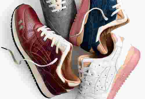 Packer J.Crew Asics Tiger