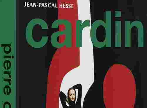 Pierre Cardin, published by Assouline