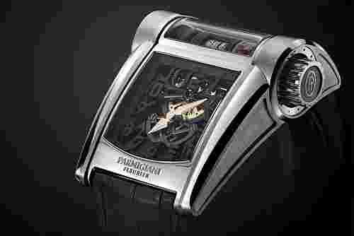 Parmigiani Fleurier Bugatti Type 390 Watch