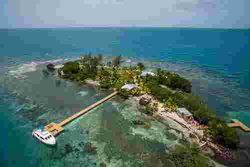 Francis Ford Coppola's Private Island Getaway