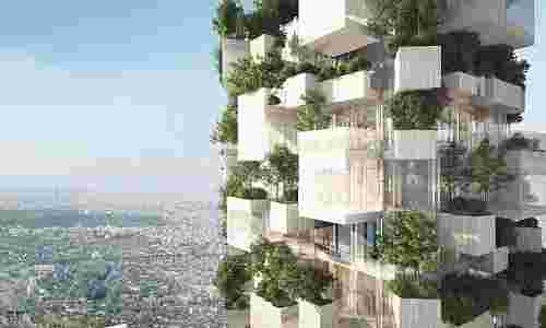 Stefano Boeri Architetti Vertical Forest Tower