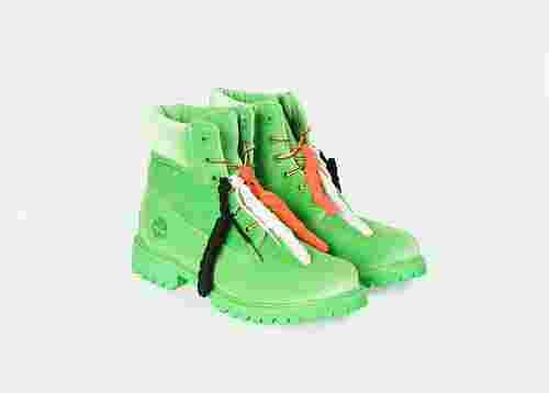 Off-White™ x Timberland Boot