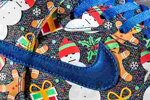 "Concepts x Nike SB Dunk High ""Ugly Sweater"""
