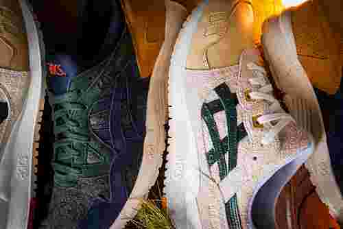 ASICS X-Mas Pack Including ​the GEL-Lyte III & GEL-Lyte V