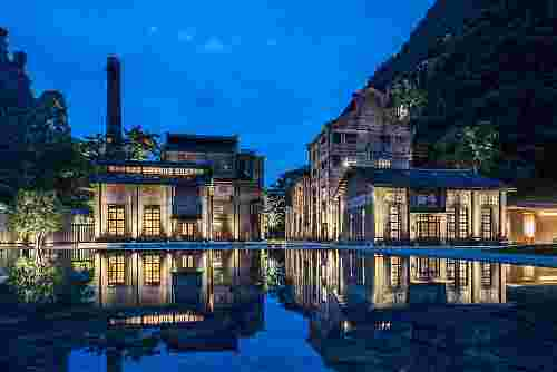 The Alila Yangshuo Hotel, China