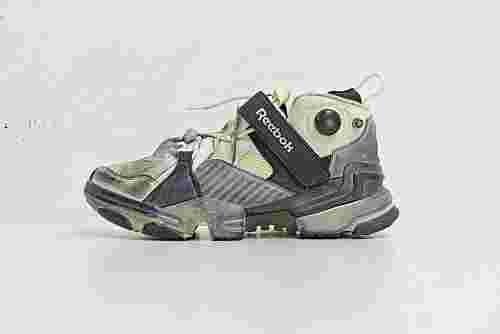 Vetements x Reebok Genetically Modified Pump Sneaker