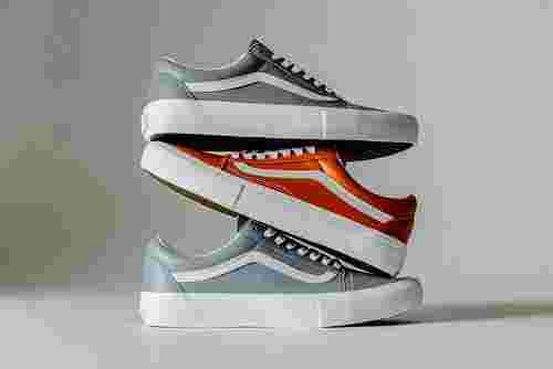 "Vans Vault Old Skool LX ""Italian Leather"" Pack"