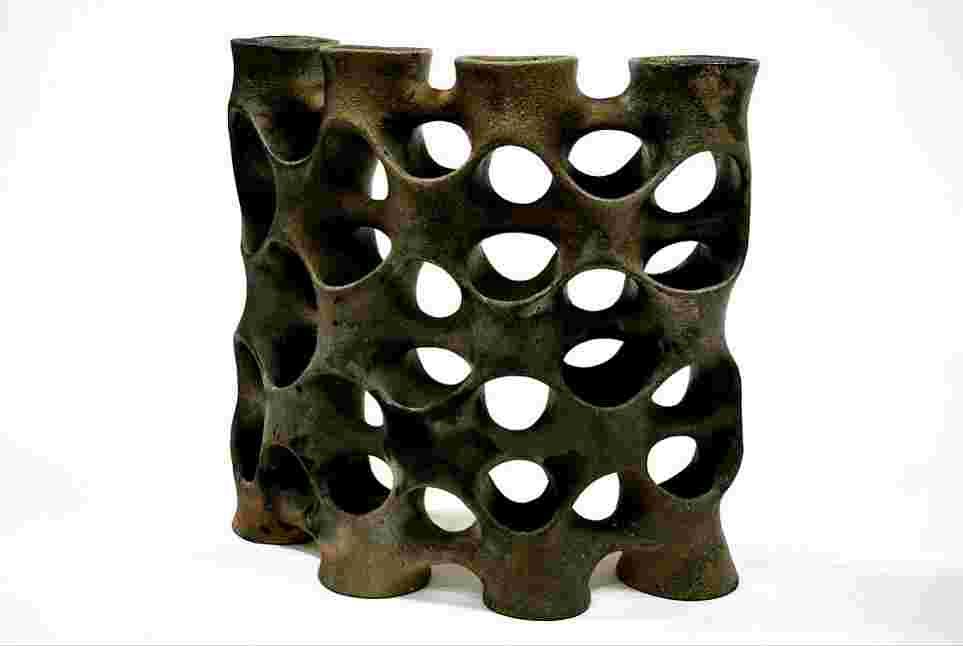 Ceramic Sculptures By Toru Kurokawa