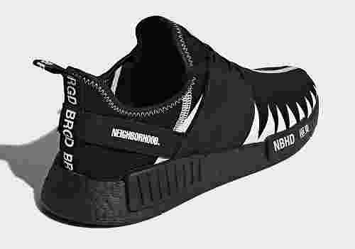 Neighborhood x adidas NMD collection