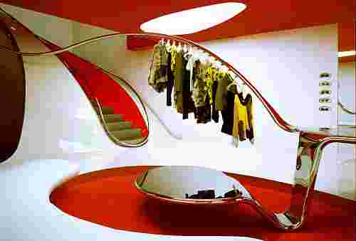 Marni Stores by Sybarite