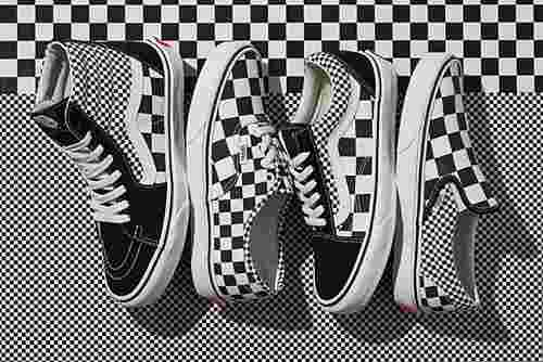 The Vans Classics Mixed Checkerboard Pack