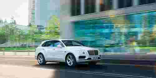 Bentley Bentayga Hybrid SUV
