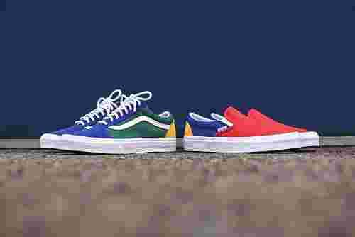 "Vans Limited Edition ""Yacht Club"" Pack"