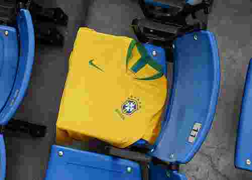 Nike Brazil's 2018 World Cup Kits