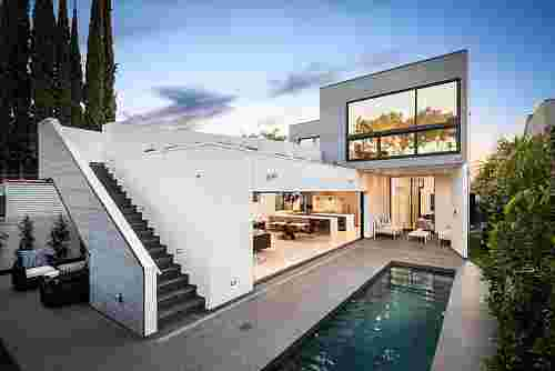Croft Residence, Los Angeles, California