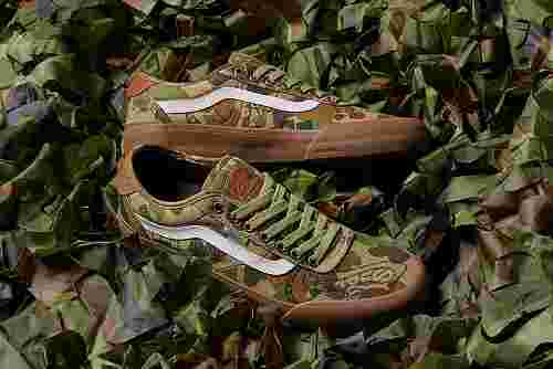 Vans x Supply Camo Chima Pro 2