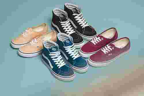 "Vans New ""Color Theory"""
