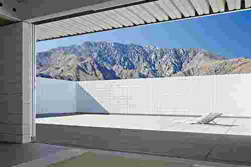 Desert House, Palm Springs, California