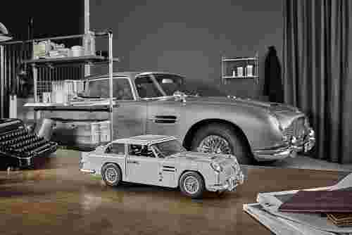 LEGO, James Bond Aston Martin DB5