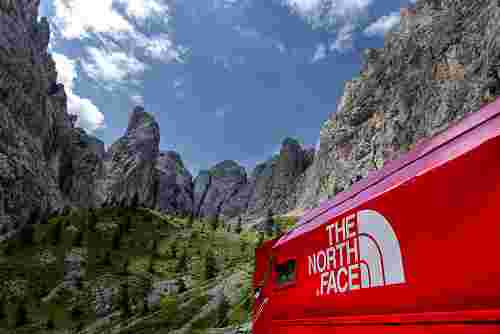 The North Face The Pinnacle Project