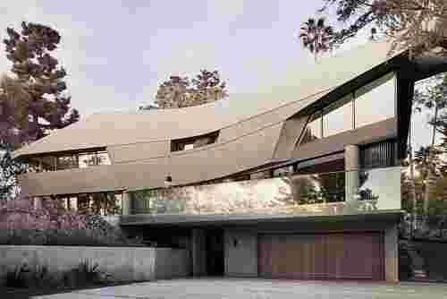 Hollywood Hills House, Los Angeles, California