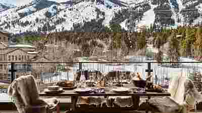 Caldera House Hotel, Teton Village, Wyoming