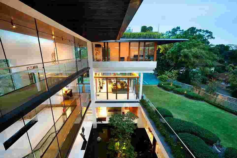 Dalvey Road House, Singapore