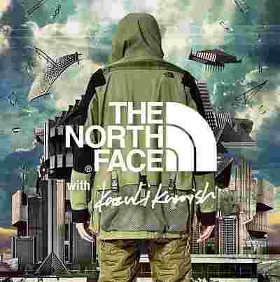 Kazuki Kuraishi x The North Face Black Series Collection