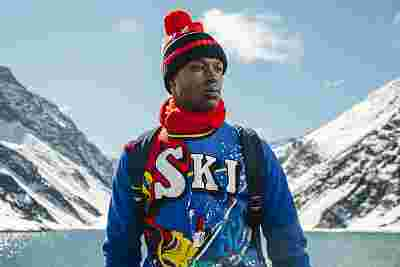 "Ralph Lauren ""Downhill Skier"" Collection"