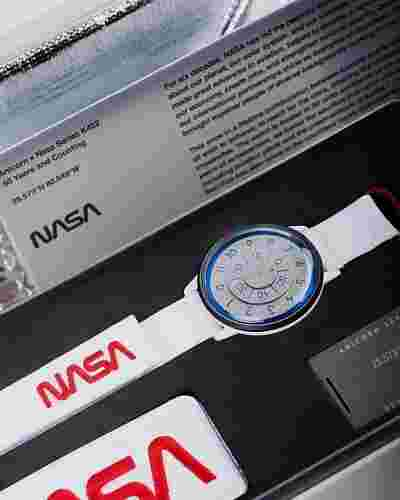ANICORN x NASA, 60th Anniversary Limited Edition Watch