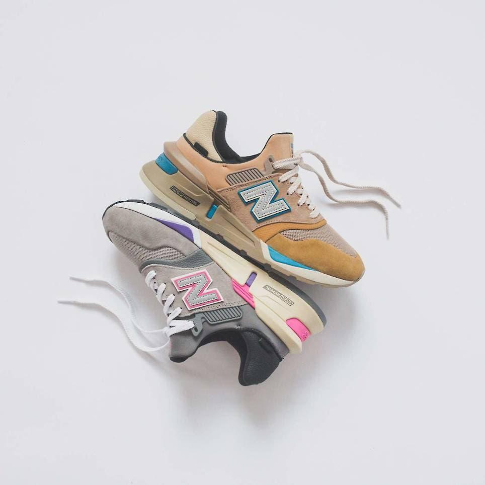 sports shoes c4ace 445f9 KITH x New Balance 997