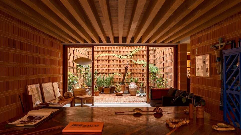 Home By Taller De Arquitectura Mauricio Rocha Gabriela