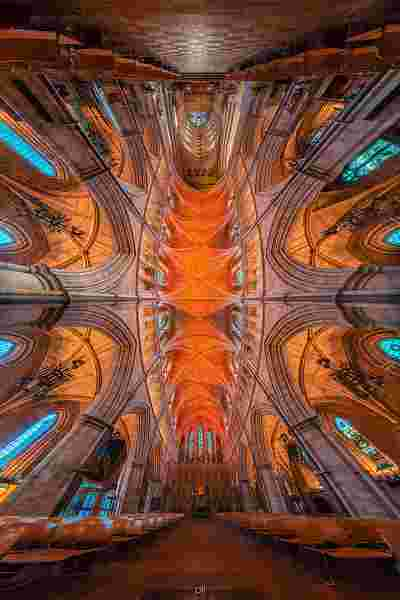 Peter Li, Panoramic Architecture Photography