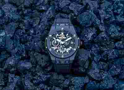 Hublot Big Bang MECA-10 Ceramic Blue
