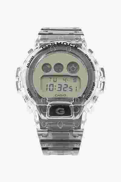 "BEAMS x Casio ""Clear Skeleton"" G-SHOCK Watch"