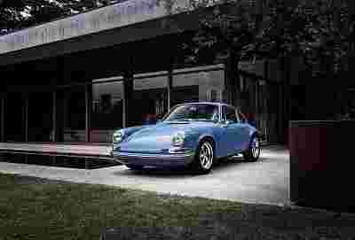 2019 Voitures Extravert Quintessenza SE Electric 911