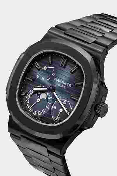 MAD Paris Customized Patek Philippe Nautilus 5712