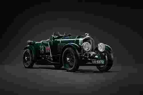 "Bentley 1929 ""Blower"""