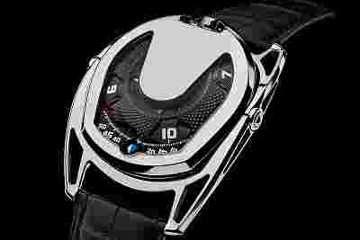 De Bethune + Urwerk Moon Satellite Watch