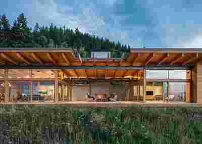 Hood River Residence, Oregon, USA