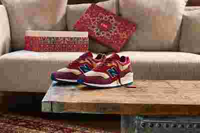 END. x New Balance M997END - Made in USA 'Persian Rug'